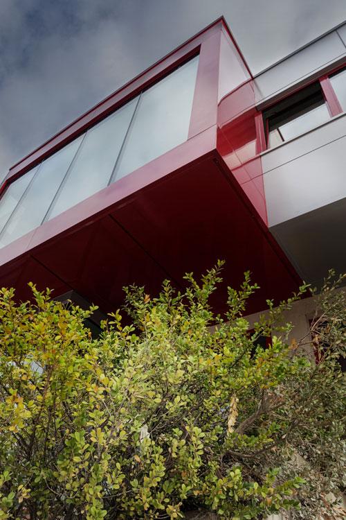 Panoramica esterno uffici - Fometal - Fonderia alluminio, leghe madri e affini