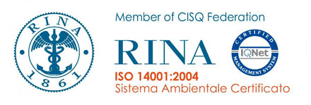 Certificazione ISO 1400 - Fometal - Fonderia alluminio, leghe madri e affini