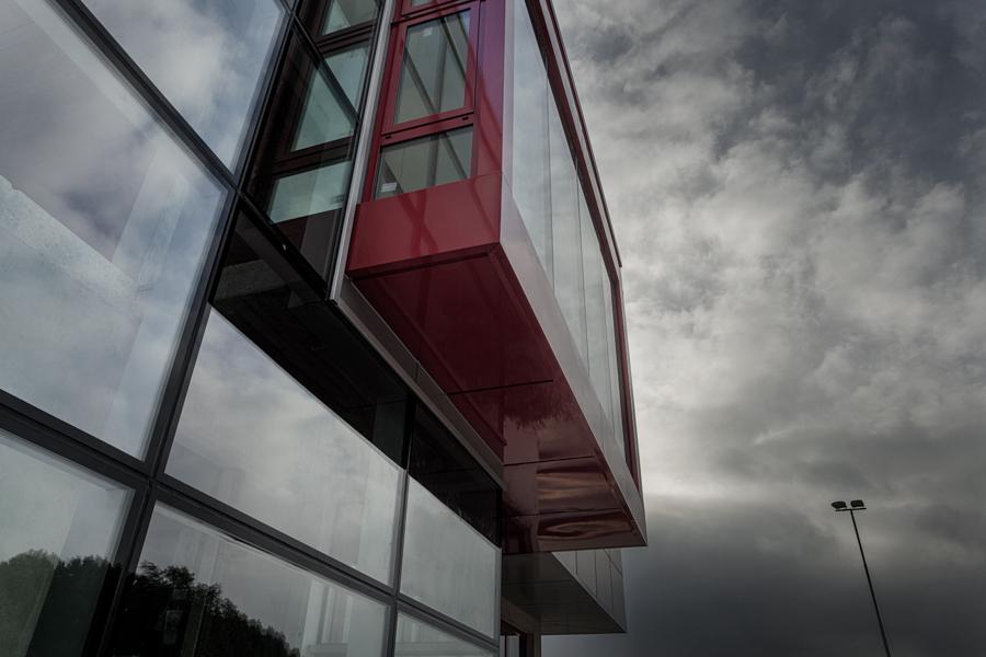 Uffici a vetro - Fometal - Fonderia alluminio, leghe madri e affini