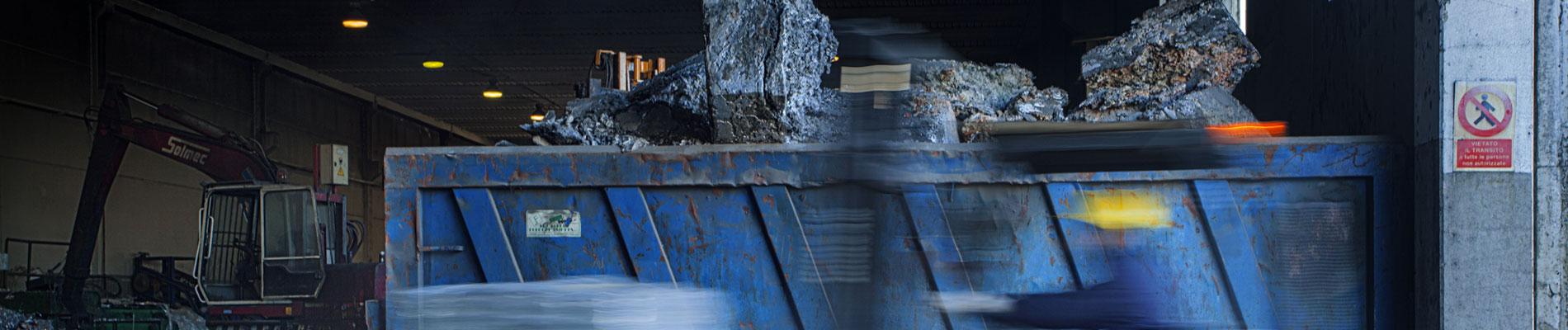 Materia prima - Fometal - Fonderia alluminio, leghe madri e affini