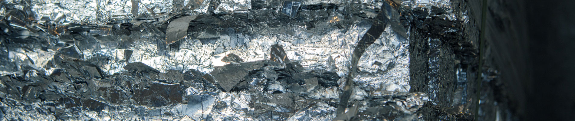 Particolare materie prime - Fometal - Fonderia alluminio, leghe madri e affini
